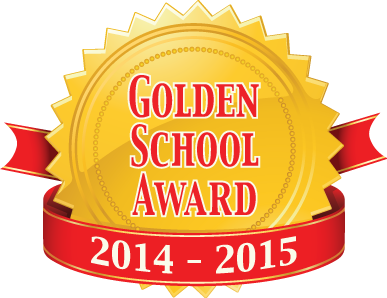 Golden School Award 2014-15