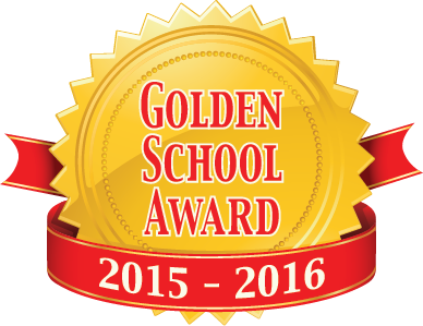 Golden School Award 2015 – 2016