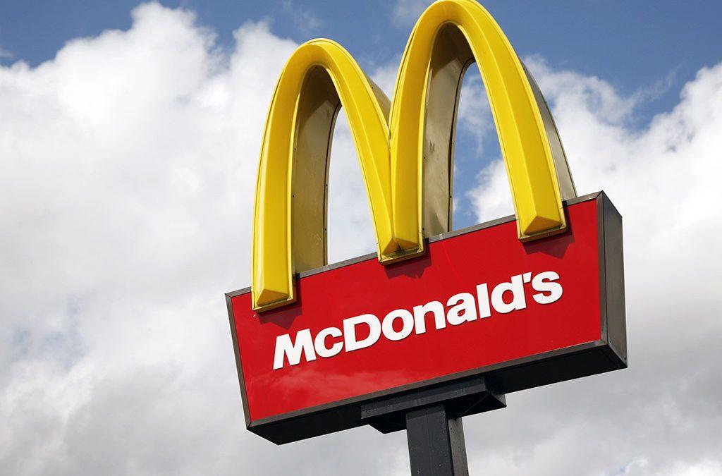 McDonalds Night!