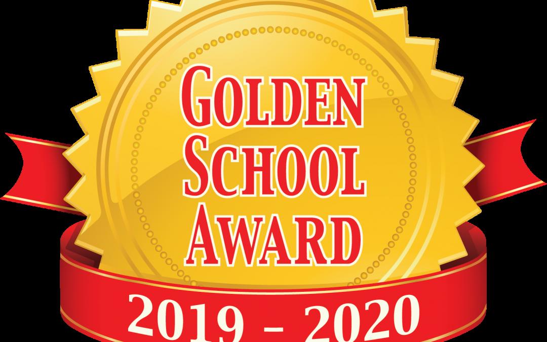 Connerton Elementary is a GOLDEN SCHOOL