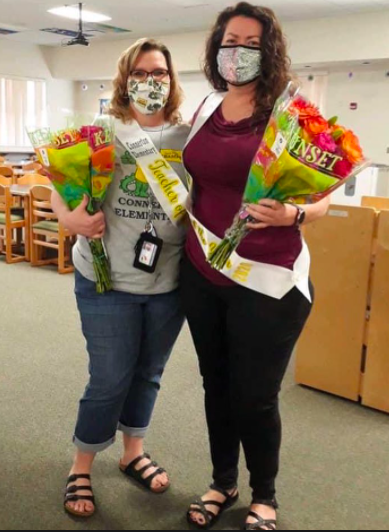 Congratulations to our Teacher and SRP of the Year!